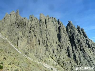 Mira,Los Galayos-Sierra de Gredos; trekking en madrid mochilas diferentes foros de senderismo comarc